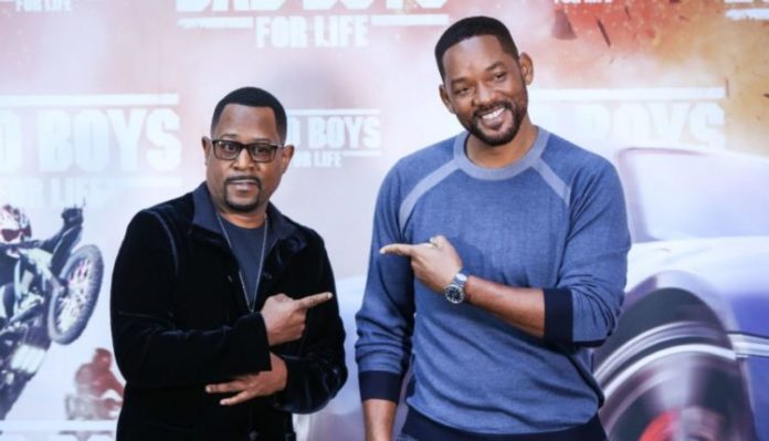martin lawrence on what happening now
